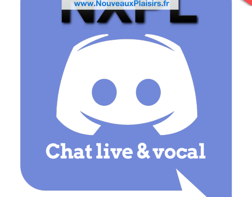 DISCORD Chat Live et Vocal