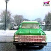 3053.A CHEVROLET BLAZER 4X4 MAJORETTE 1/35 - car-collector.net