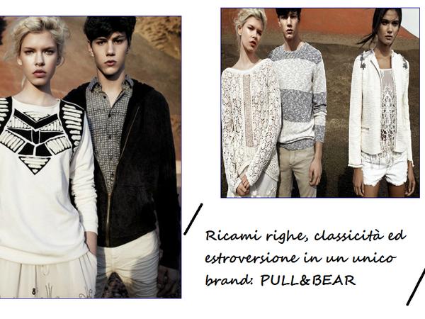 Pull & Bear abiti sfilate e collezioni   primavera estate 2013