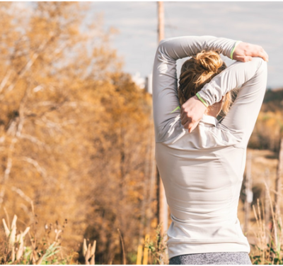 3 Stretches to Do After Exercising