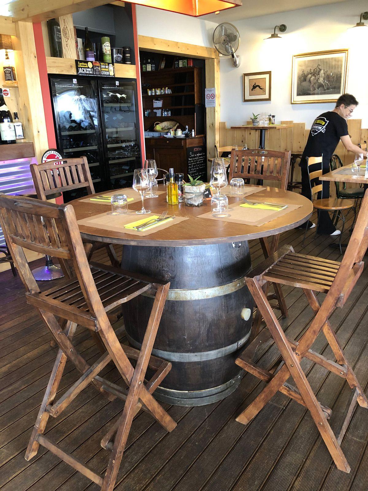 O'Bistro, restaurant sur le Canet dans les PO