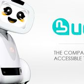CLICK HERE to support BUDDY : Your Family's Companion Robot