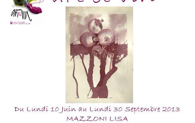 Art et Vin 2013 en Dracénie (Var-Provence)