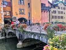 Annecy, si, si !
