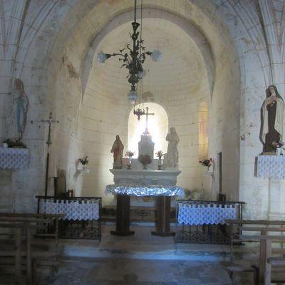 Eglise de Hautefaye
