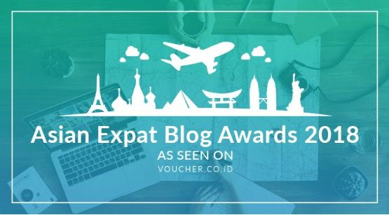 Asian Blog Awards - VOTEZ !