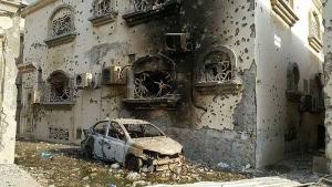 Les Saoudiens bombardent leur propre peuple et personne n'en parle (Geopolitic Alerts)