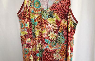 Robe d'été (dernier)