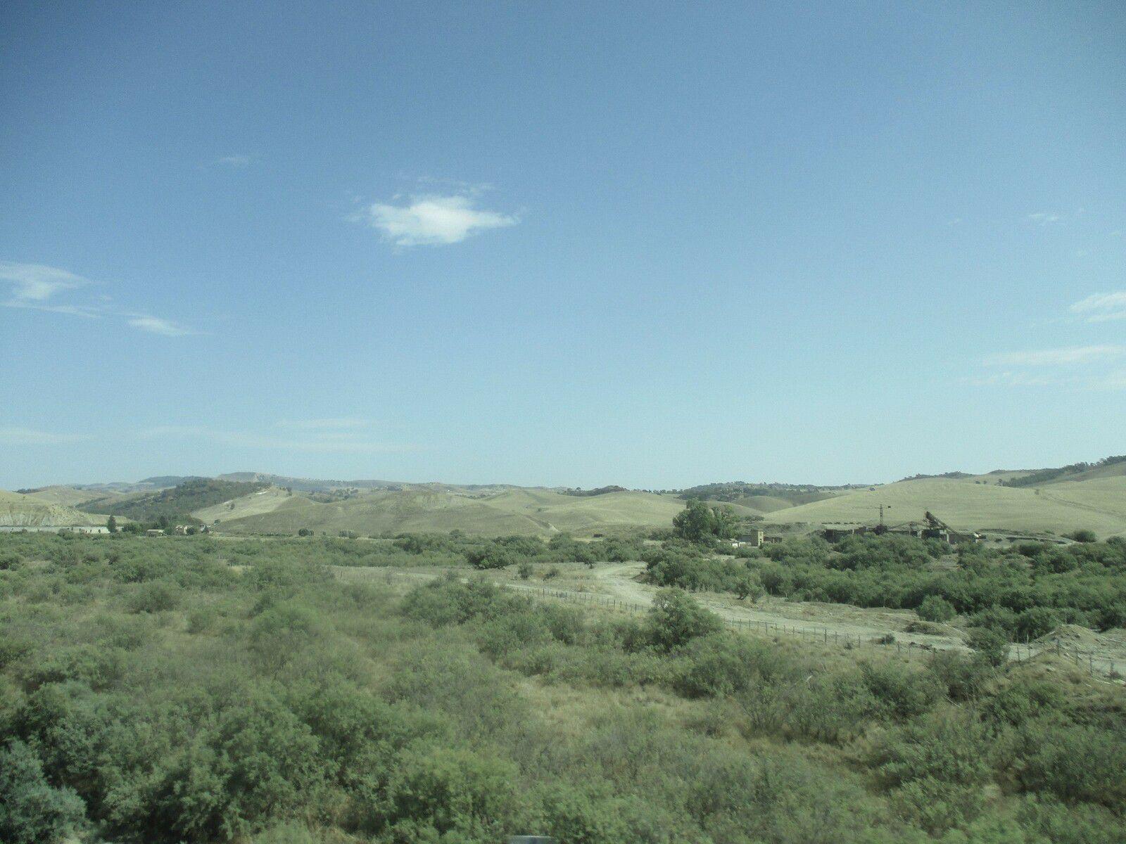 Sicile - Agrigente : le Musée archéologique