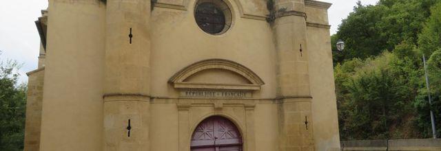 L'église paroissiale de Rognes (1) / Balade dans les Bouches-du-Rhône