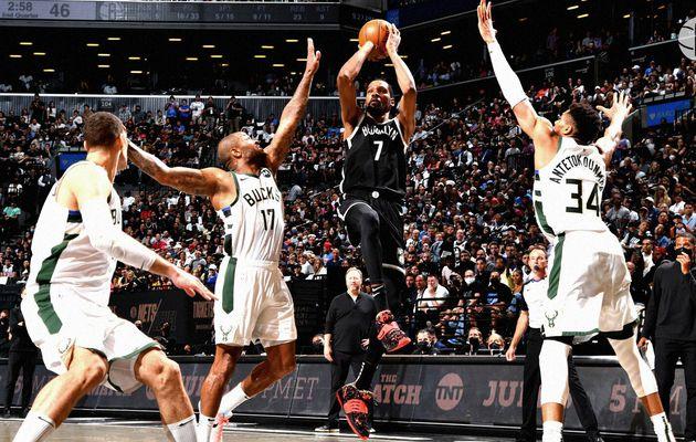 Les Bucks ont eu le dernier mot face à un Kevin Durant stratosphérique dans un Game 7 légendaire !
