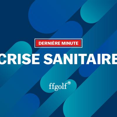 Crise sanitaire : courrier au Président de la République et au Premier Ministre