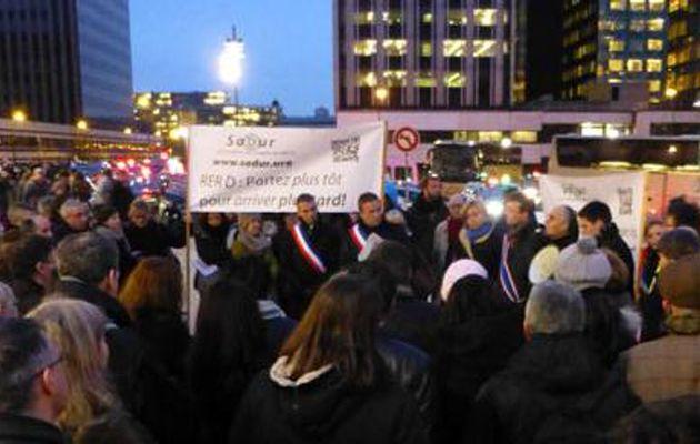 #Montgeron Grève #RERD Les informations sont par...