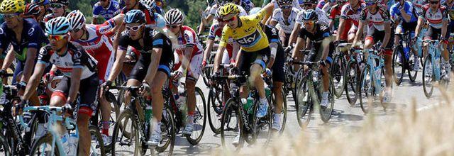 Pour le Tour de France 2014, France Télévisions mise sur l'innovation…)