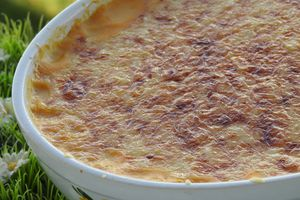 GRATIN DE POTIMARRON (thermomix)