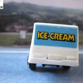 CAMION ICE CREAM TRUCK YATMING 1/100 - car-collector.net