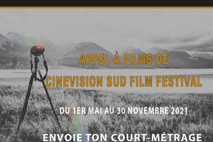 La Mission Cinéma Caraïbe a lancé un appel à films pour la 3è édition de Cinévision Sud Film Festival !