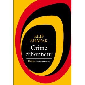 """""""Crime d'honneur"""" un livre très attachant"""