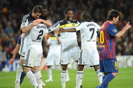 Barcelone - Chelsea : Record d'audience pour TF1