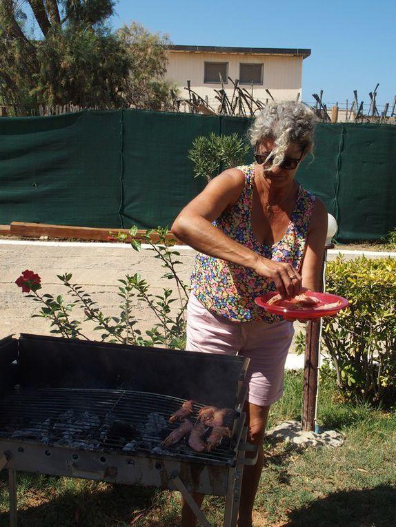 le barbecue ....