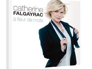 catherine falgayrac, une ancienne animatrice de télévision qui se produit depuis 2007 comme chanteuse et artiste interprète