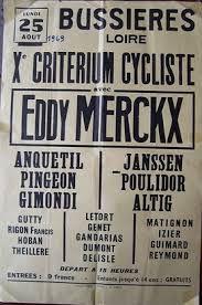 Images internet - Diaporama affiche critériums cycliste