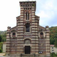 Eglise Notre Dame de Pont-Salomon (43153 Haute-loire)