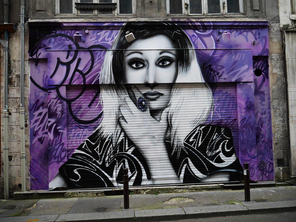 Street art à Rouen #2: parcours du centre-ville