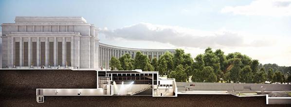 Renaissance du Théâtre national de Chaillot - Réouverture Septembre 2017