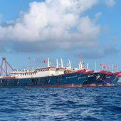 La flotte chinoise dans les eaux des Philippines : l'art de se tirer une balle dans le pied ?
