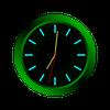 Build your custom canvas clock
