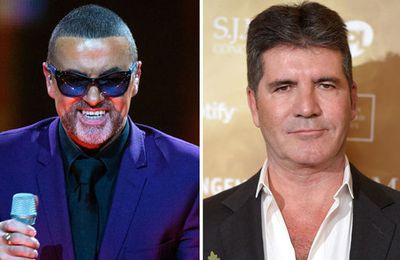 GEORGE MICHAEL - GEORGE MICHAEL UNE PERSONNE INCROYABLE POUR SIMON COWELL !!