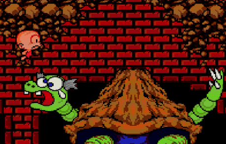 [RETROGAMING] PC Gengin 2 / Bonk's Revenge