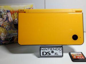 NINTENDO DSi XL.