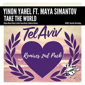 GR368 Yinon Yahel Ft Maya Simantov - Take The World (Remixes 2nd Pack) by GUAREBER RECORDINGS ©