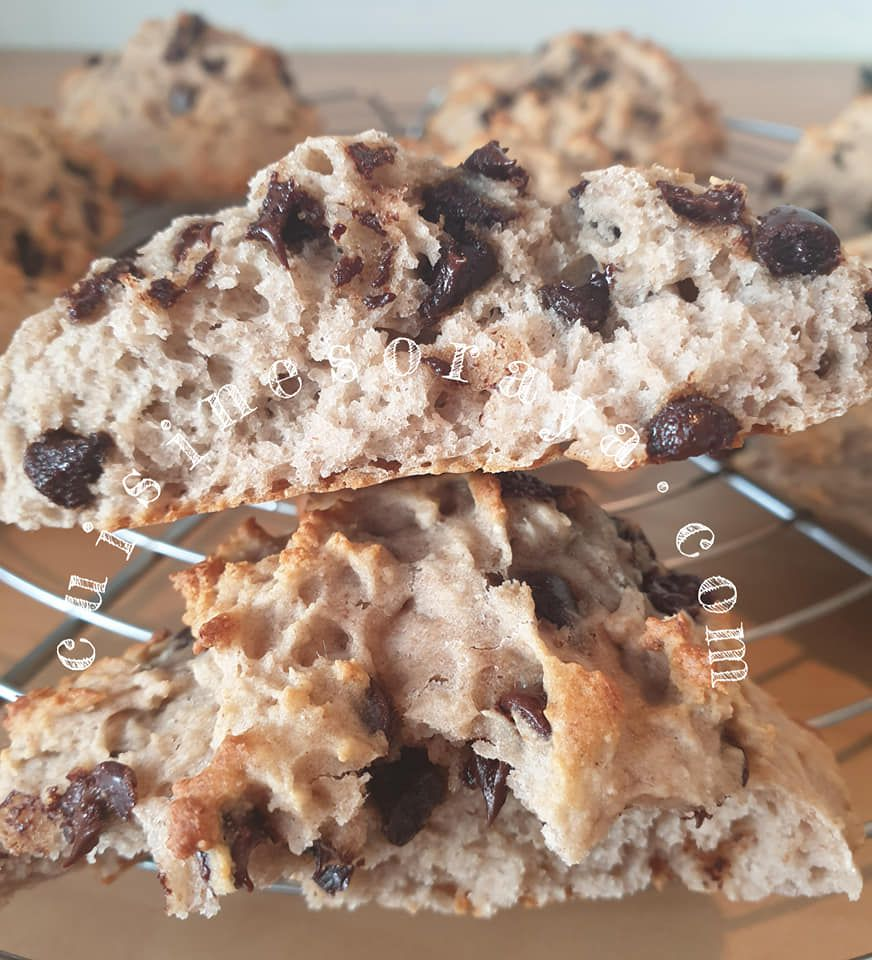 Cookioches en moins de 15 minutes