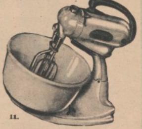 Cuisine aménagée et accessoires cuisine fin 1940