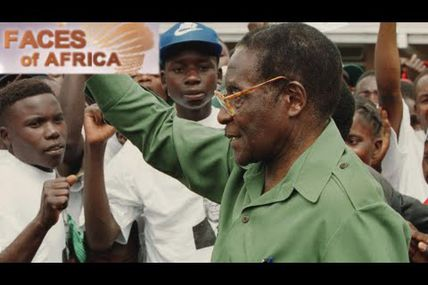 #Mugabe the old man and the seat of power - Faces of Africa (1), documentaire chinois