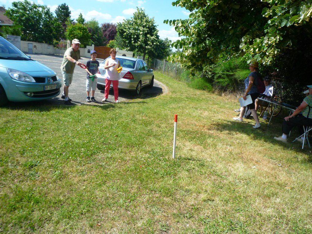 Jeu de piste du 03 juillet 2014