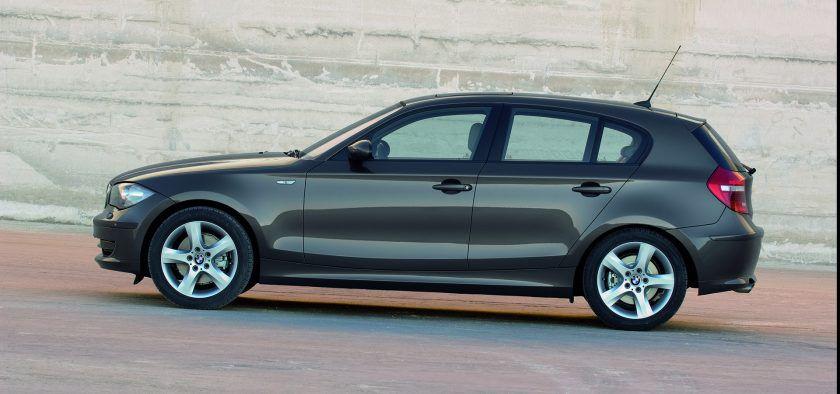 Un profil propre à BMW, c'est incontestable. Elle souffrait d'un gros défaut : elle n'était vraiment pas spacieuse...