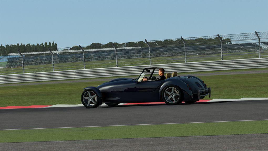 rFactor 2 : Panoz AIV Roadster disponible !