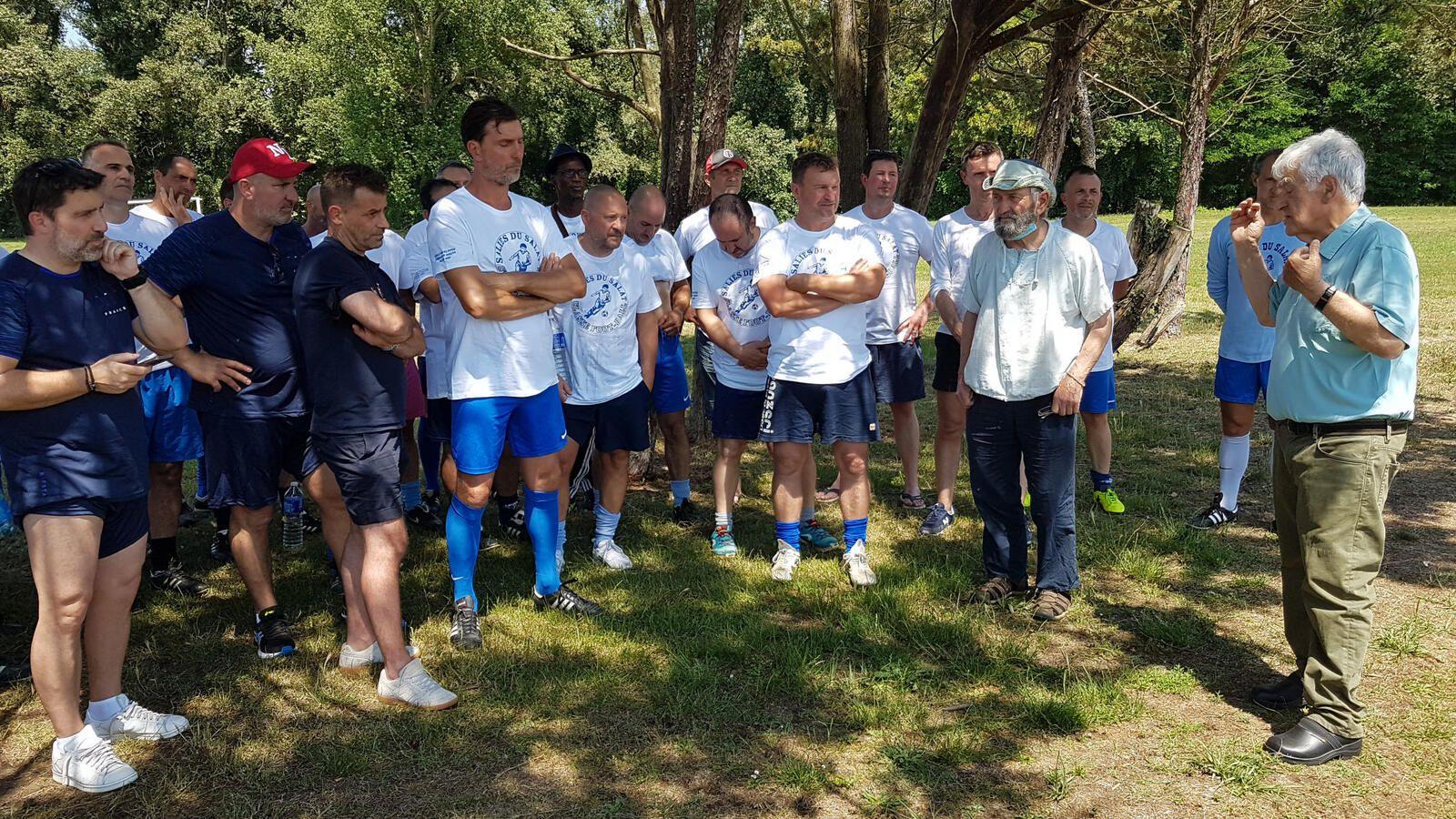 Salies-du-Salat. Foot : le jubilé des 50 ans de Peter et des Sports Etudes 84-85