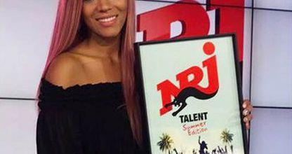 Djany remporte le NRJ Talent Summer Edition 2017