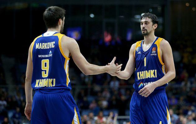 Khimki Moscou concède une seconde défaite consécutive