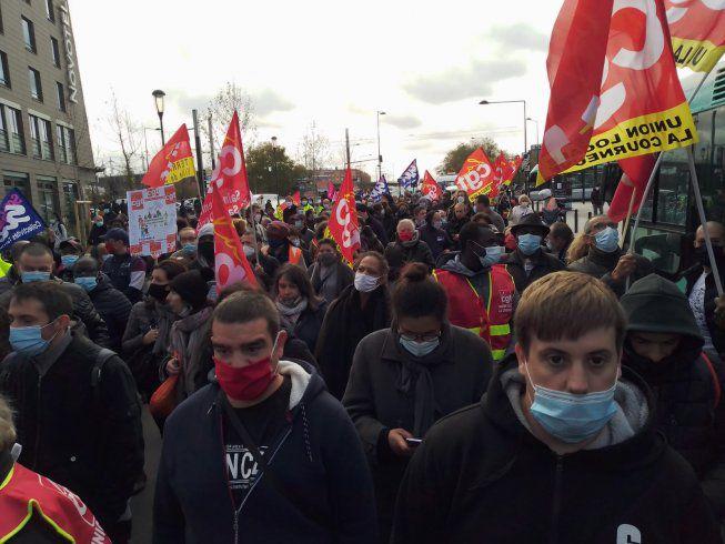 Grève à la mairie de Saint-Denis : les agents durcissent le mouvement