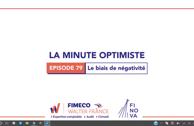 La Minute Optimiste - Episode 79 !