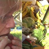 Waste not, want not: Meet the woman who has scavenged for £80,000 worth of food for family from BINS