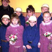 ALGRANGE: Sainte Barbe des Mineurs le 4 décembre 2005