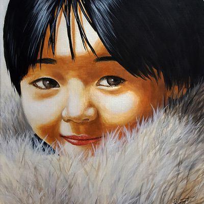 Petite inuit