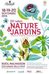 Salon Nature et jardin : 18 au 20 septembre 2015
